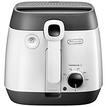 Buy De'Longhi FS6055 Traditional Fryer Online at johnlewis.com