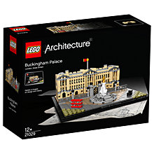 Buy LEGO Architecture Buckingham Palace Online at johnlewis.com