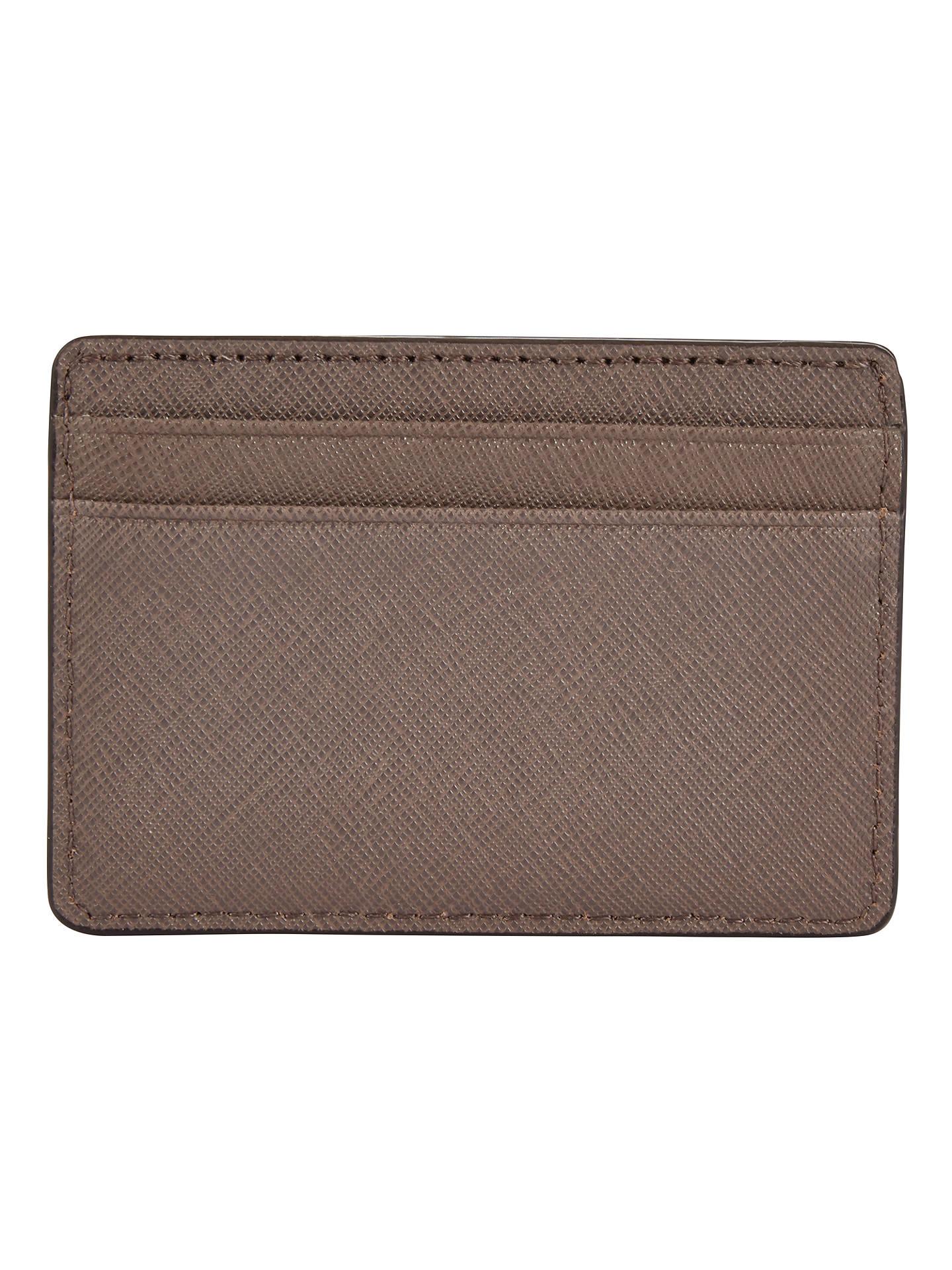 MICHAEL Michael Kors Jet Set Travel Leather Card Holder at ...