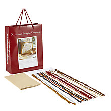 Buy Historical Sampler A is For Ark Birth Cross Stitch Kit Online at johnlewis.com