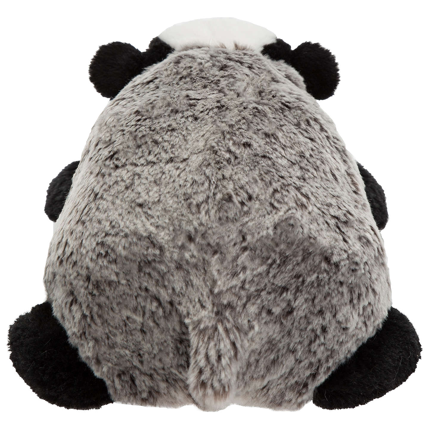 BuyJohn Lewis Buster the Boxer Betsy the Badger Plush Soft Toy, Grey/Multi, H10cm Online at johnlewis.com