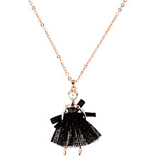 Buy Ted Baker Carabel Mini Ballerina Pendant Online at johnlewis.com