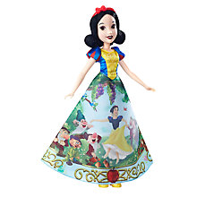 Buy Disney Princess Snow White Magical Story Skirt Doll Online at johnlewis.com