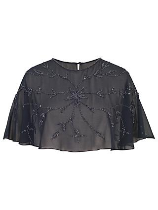 Chesca Beaded Cape