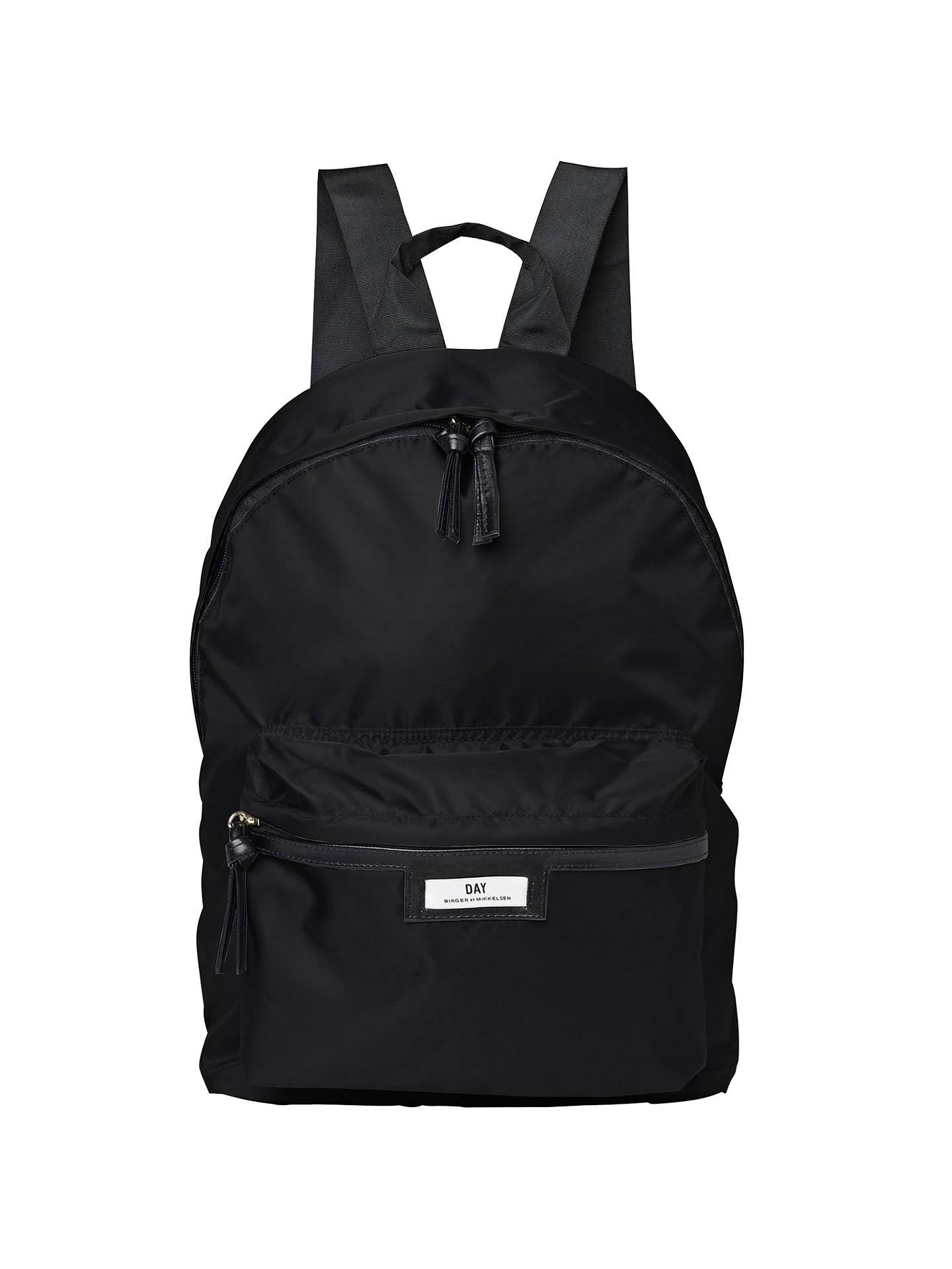060c3fcca7a8 Buy Et DAY Birger et Mikkelsen Gweneth Backpack, Black Online at  johnlewis.com ...