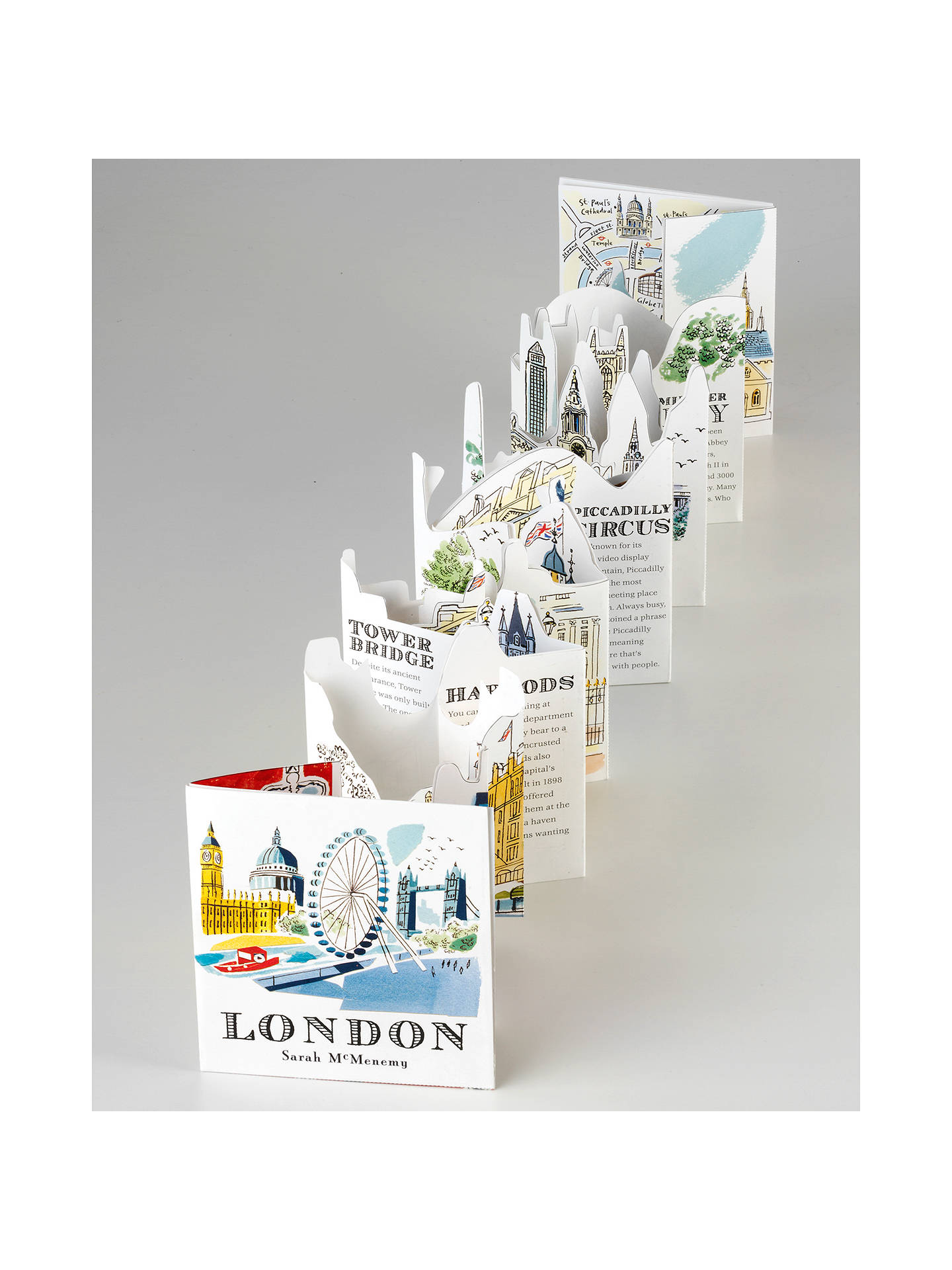 Buy Panorama Pops London A 3D Skyline Online at johnlewis.com