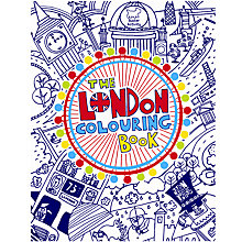 Buy The London Colouring Book Online at johnlewis.com