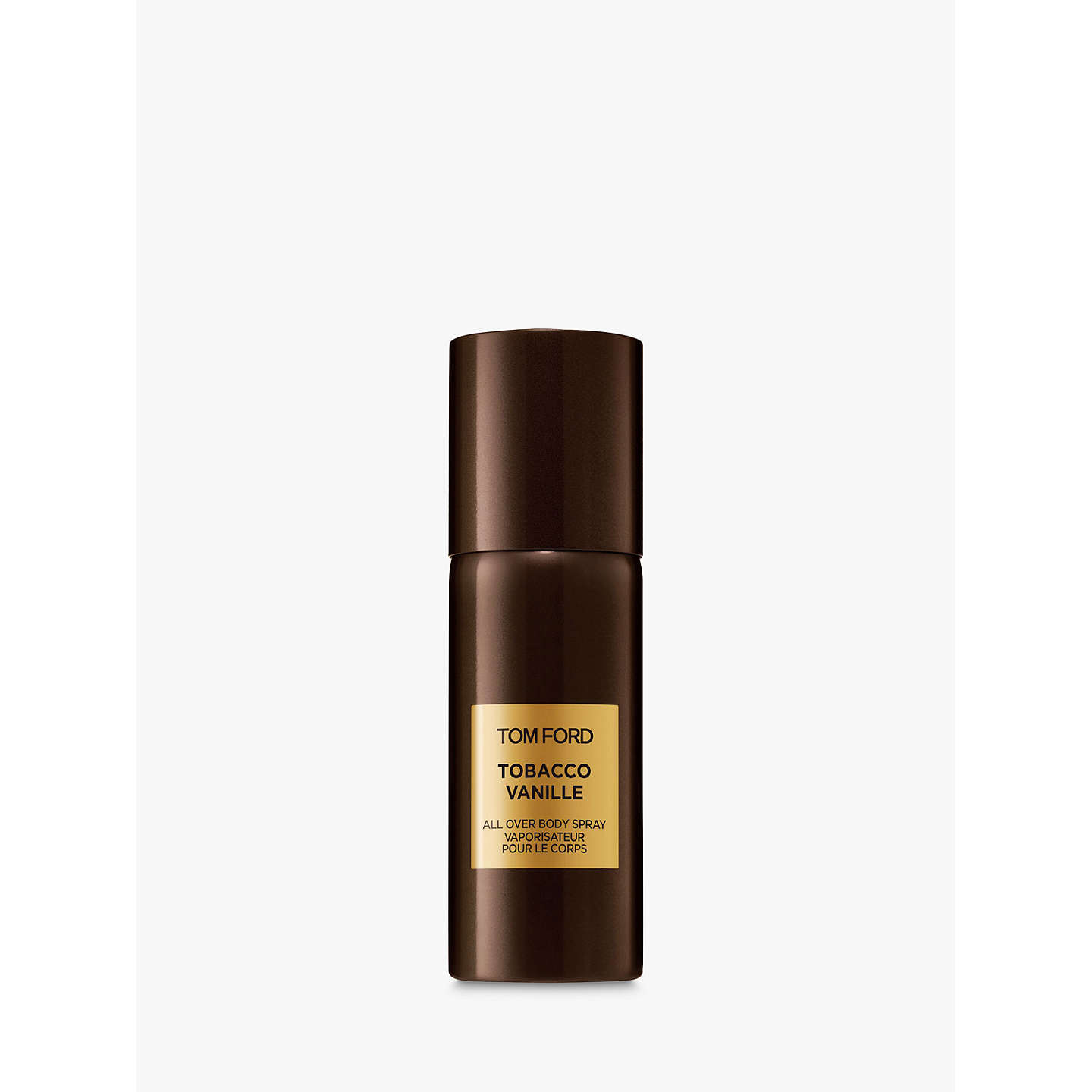 BuyTOM FORD Private Blend Tobacco Vanille Body Spray, 150ml Online at johnlewis.com