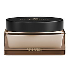 Buy Burberry My Burberry Black Body Cream, 190ml Online at johnlewis.com