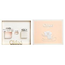 Buy Chloé 75ml Eau de Toilette Fragrance Gift Set Online at johnlewis.com