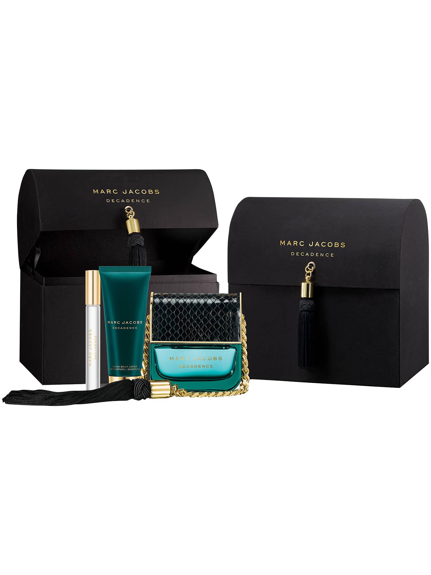 BuyMarc Jacobs Decadence 100ml Eau de Parfum Fragrance Gift Set Online at  johnlewis.com 5b4fa75cabb2