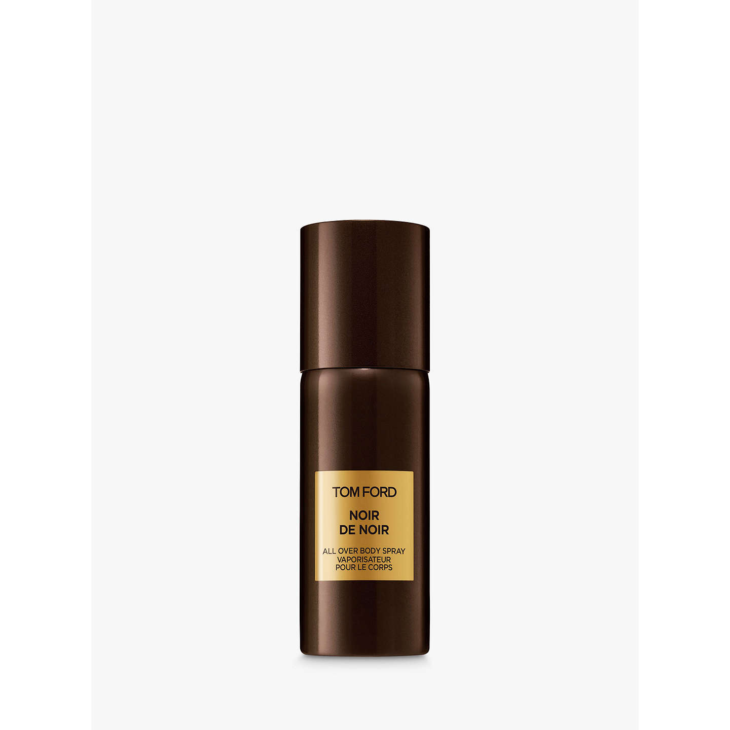 BuyTOM FORD Private Blend Noir De Noir Body Spray, 150ml Online at johnlewis.com