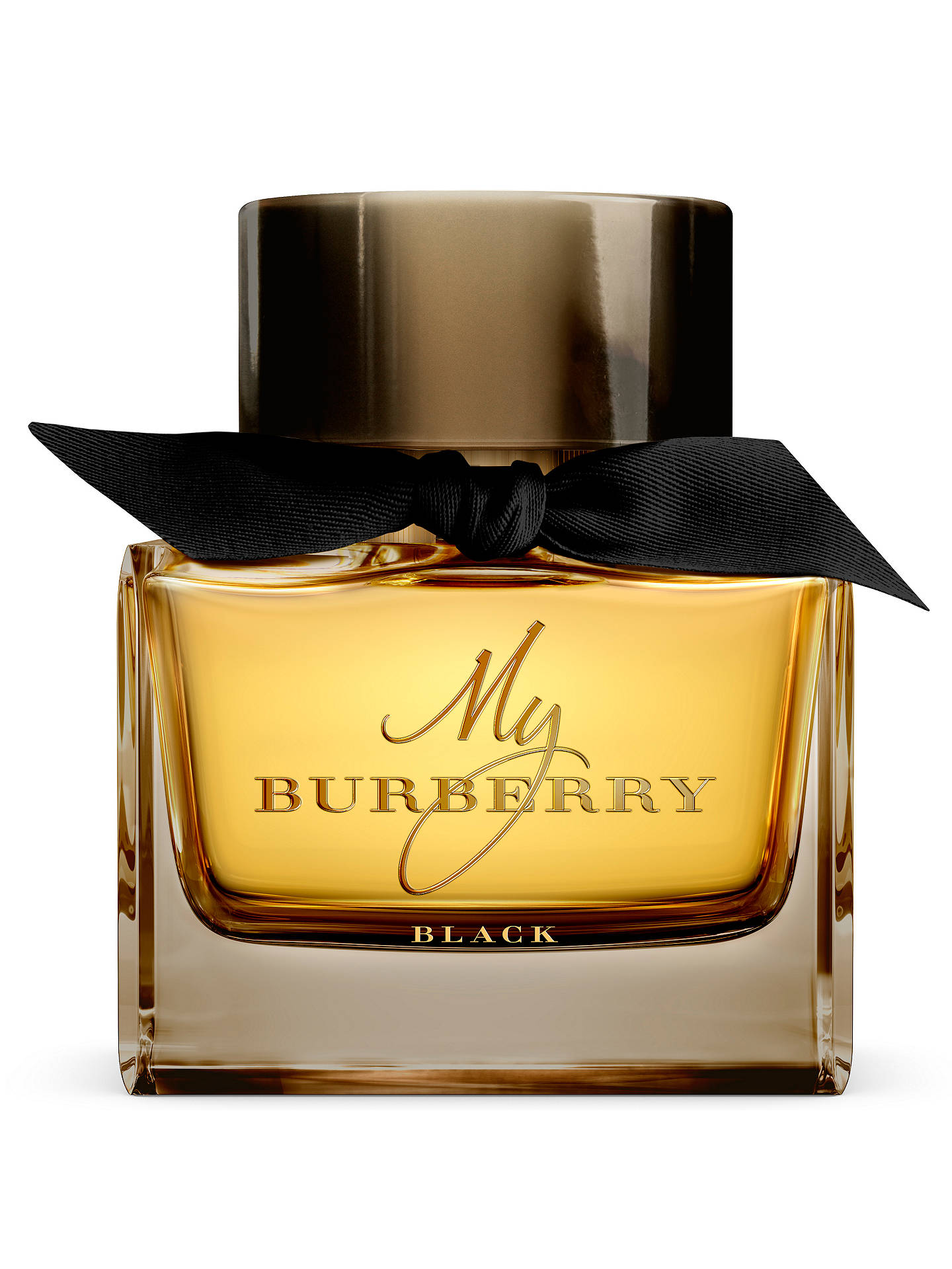 BuyBurberry My Burberry Black Parfum, 90ml Online at johnlewis.com