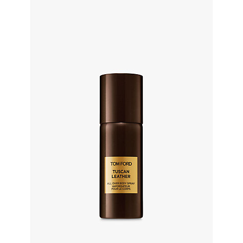 Buy TOM FORD Private Blend Tuscan Leather Body Spray, 150ml Online at johnlewis.com