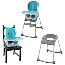Buy Ingenuity SmartClean Trio 3-in-1 Highchair Online at johnlewis.com
