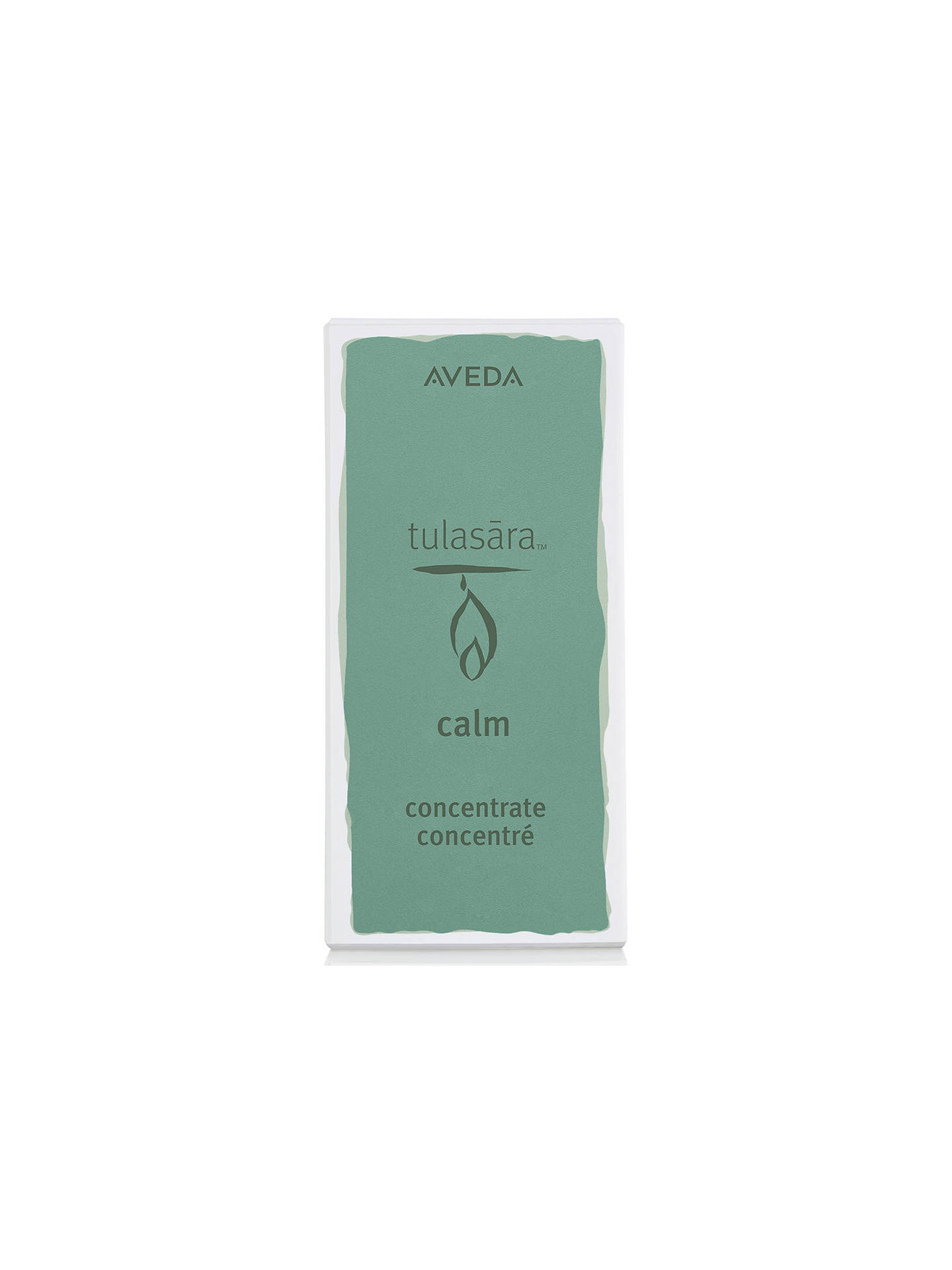 Buy Aveda Tulasara Calm Concentrate Facial Treatment, 30ml Online at johnlewis.com