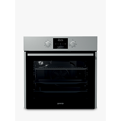 Gorenje BO635E11XUK Built-In Multifunction Single Oven