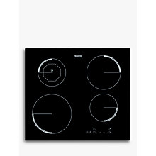 Buy Zanussi ZEI6840FBA Induction Hob Online at johnlewis.com
