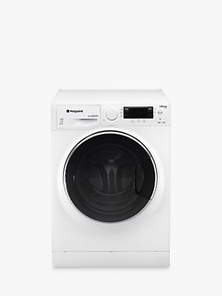 Hotpoint RD966JD Washer Dryer, 9kg Wash/6kg Dry Load, A Energy Rating, 1600rpm Spin, White
