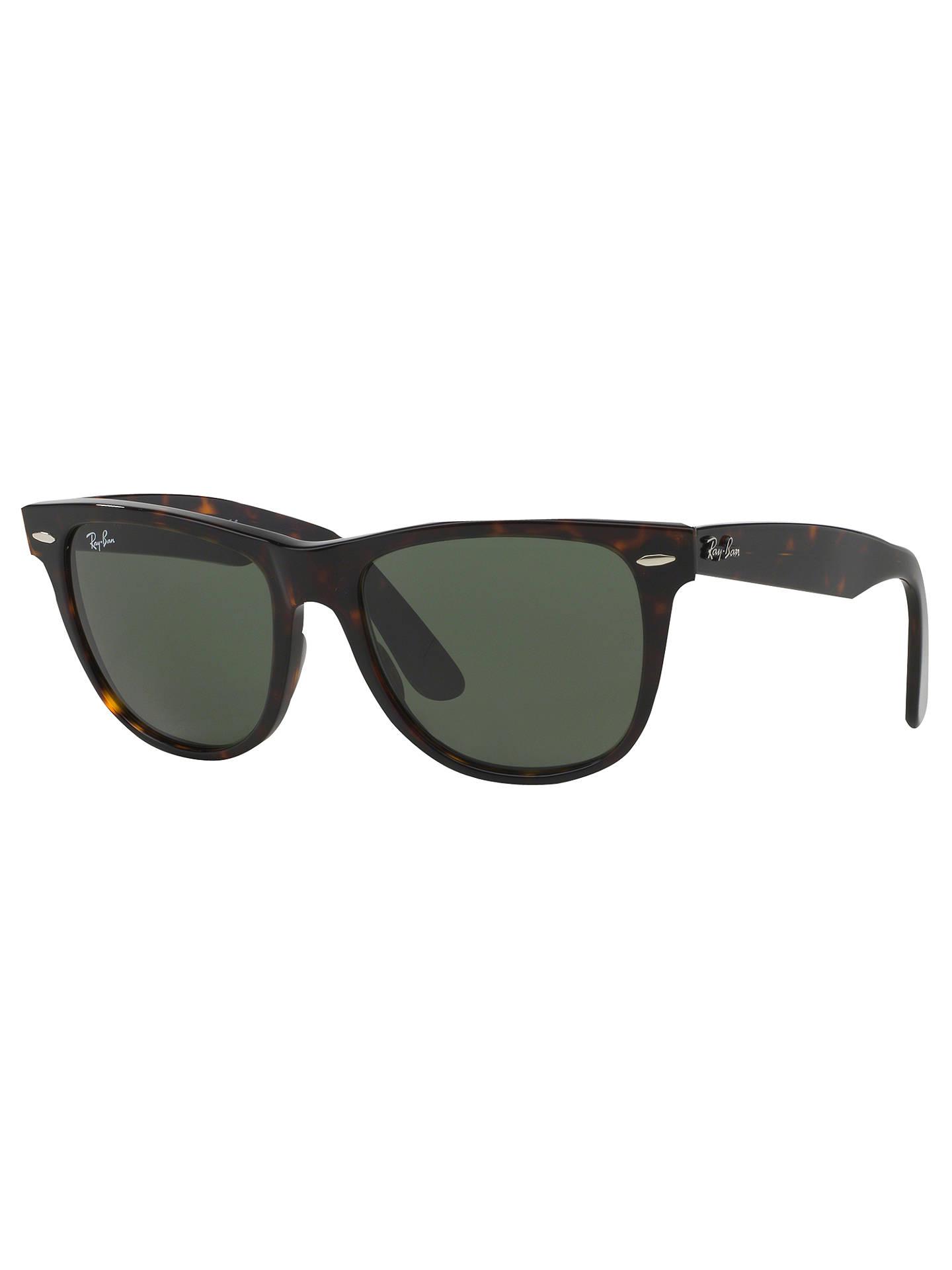 527d7939be4 Ray-Ban RB2140 Original Wayfarer® Sunglasses at John Lewis   Partners