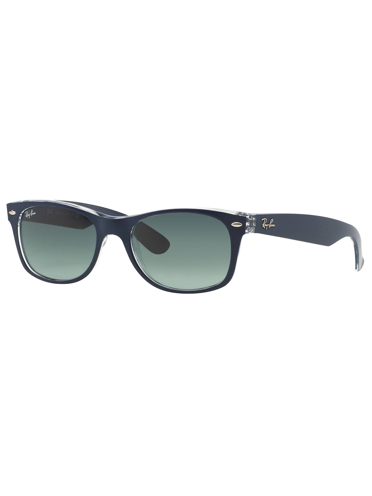 3e0aa00ff7 Ray-Ban RB2132 New Wayfarer Colour Mix Sunglasses at John Lewis ...