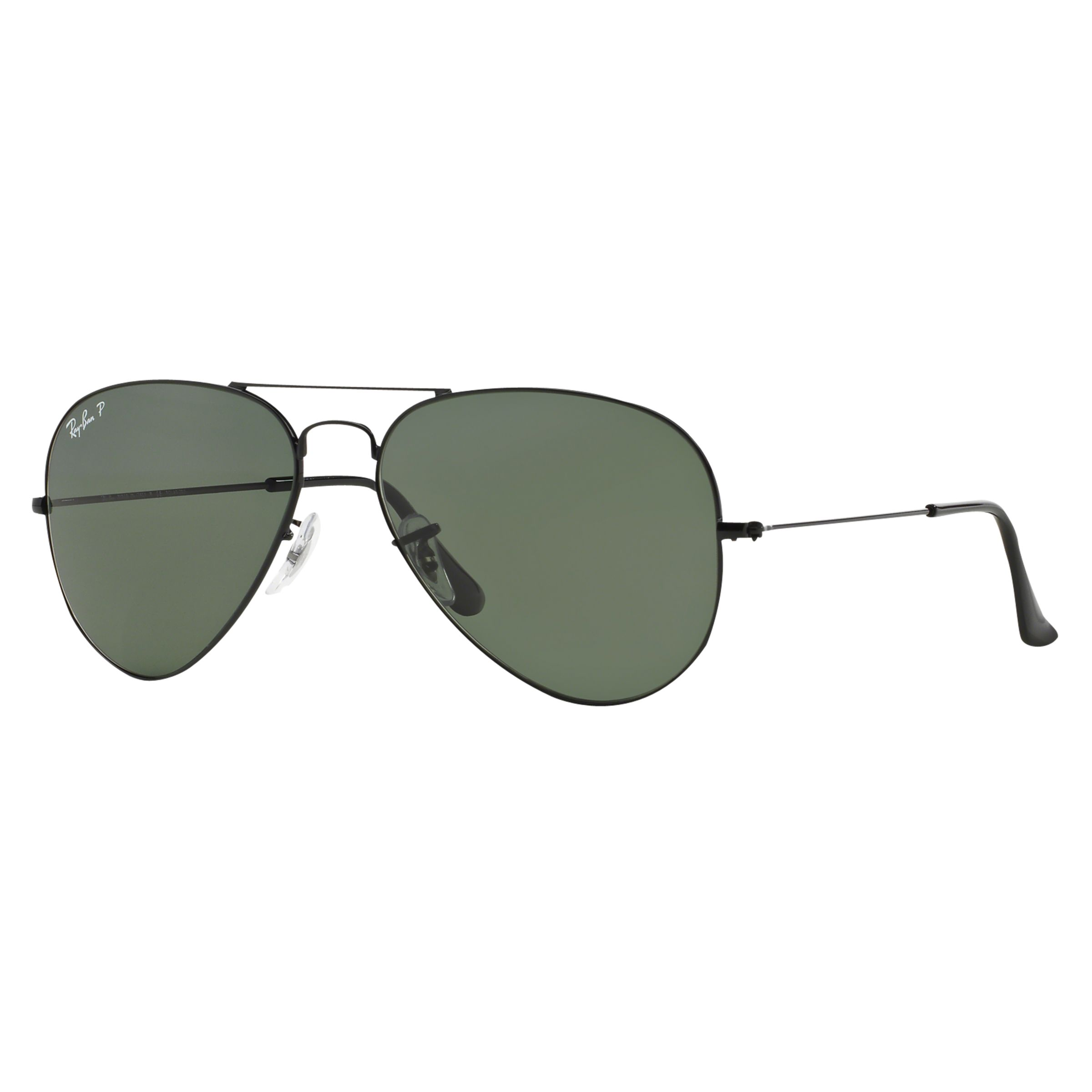 a77186bd822 Ray-Ban RB3025 Polarised Aviator Sunglasses