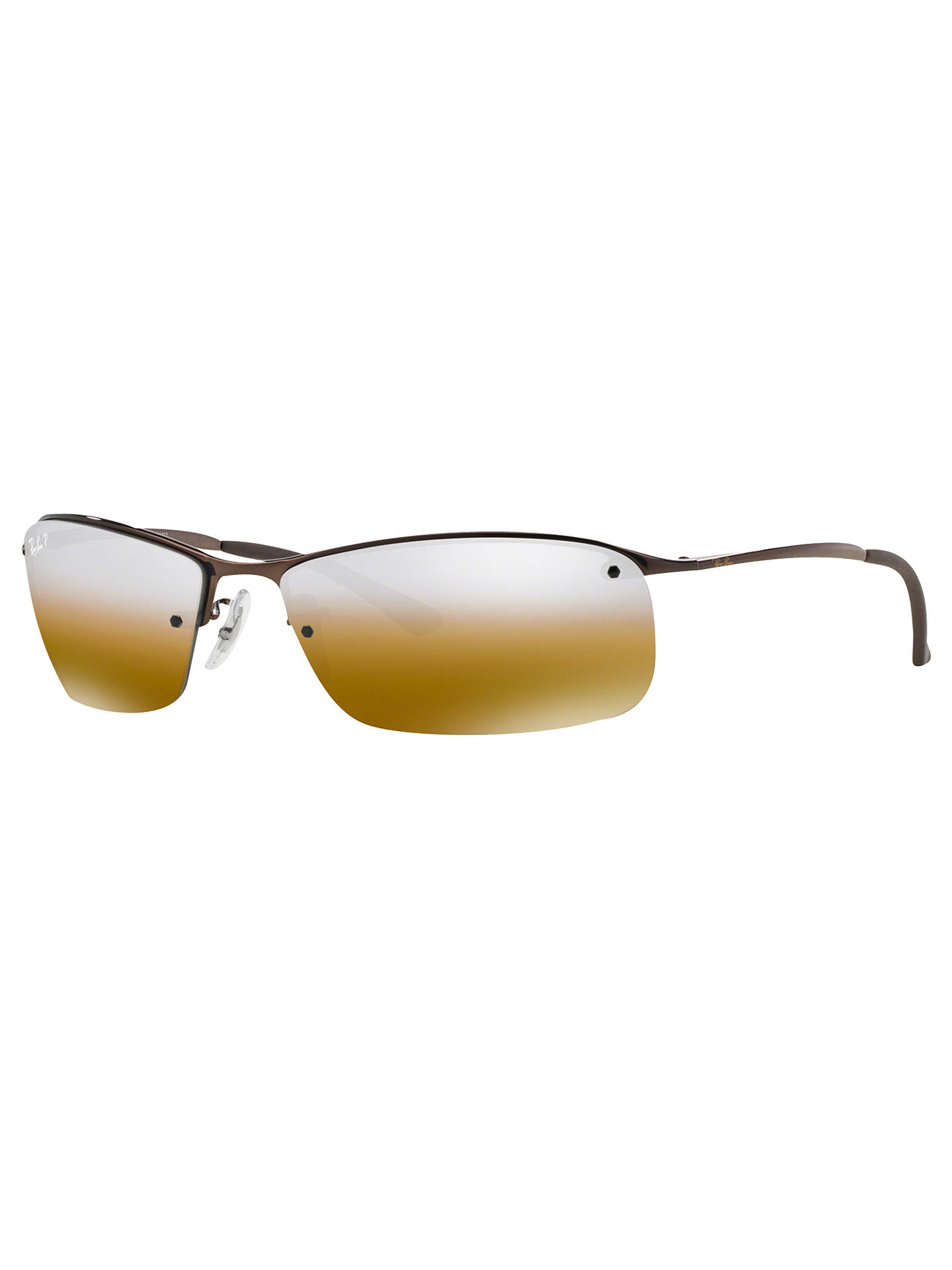 4a85f8b665 BuyRay-Ban RB3183 Polarised Rectangular Sunglasses
