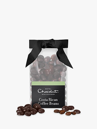Buy Hotel Chocolat Coffee Beans, 125g Online at johnlewis.com