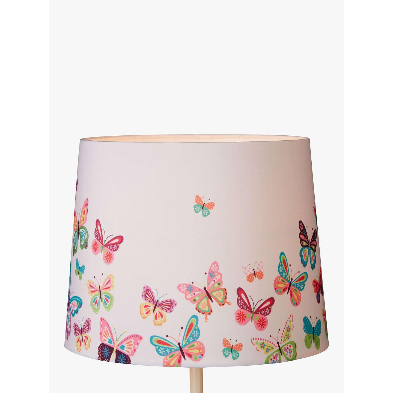 Little home at john lewis butterflies lampshade at john lewis buylittle home at john lewis butterflies lampshade online at johnlewis aloadofball Gallery