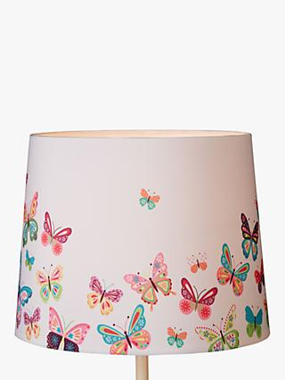little home at John Lewis Butterflies Lampshade