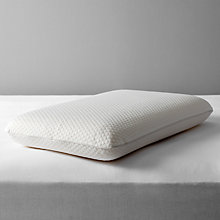 Buy John Lewis Memory Foam Standard Pillow, Medium/Firm Online at johnlewis.com