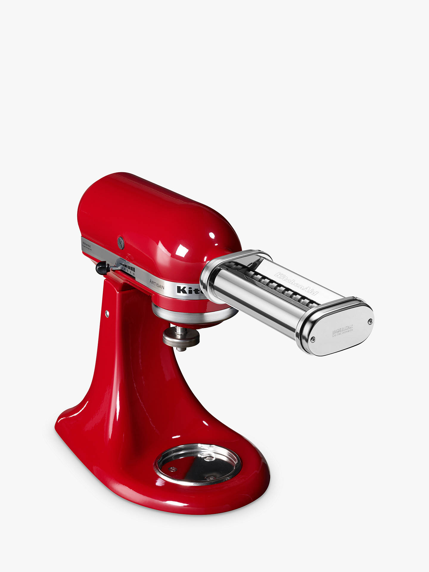 Buy KitchenAid 3-piece Pasta Attachment Set for Stand Mixers Online at johnlewis.com