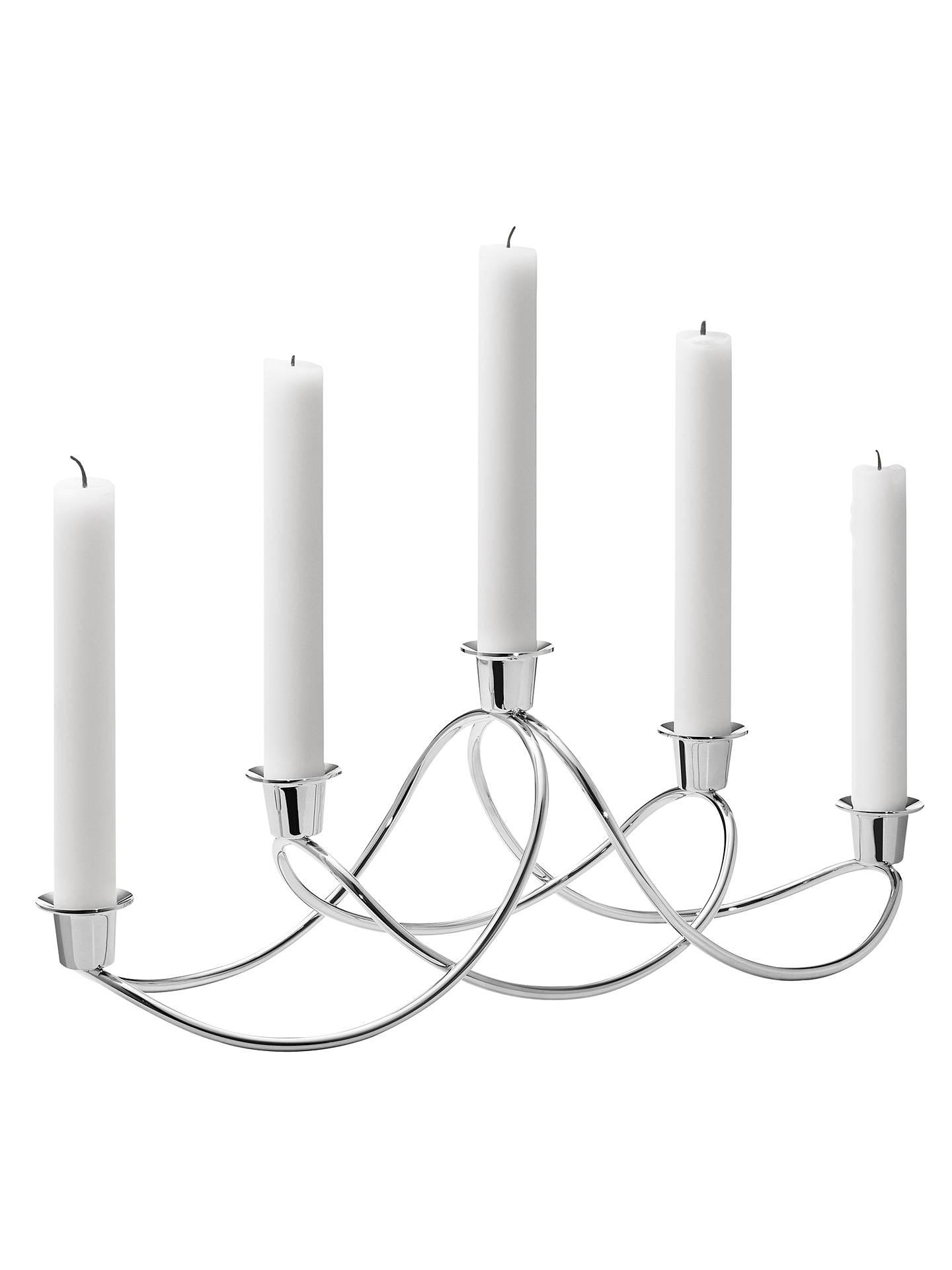 Buygeorg jensen harmony candlestick holder online at johnlewis com