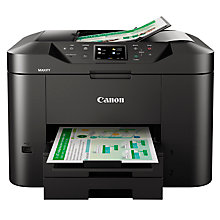 Buy Canon MAXIFY MB2750 All-in-One Wireless Printer & Fax Machine Online at johnlewis.com