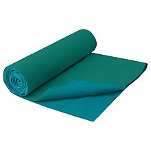 Buy Gaiam No-Slip Yoga Mat, Green Online at johnlewis.com