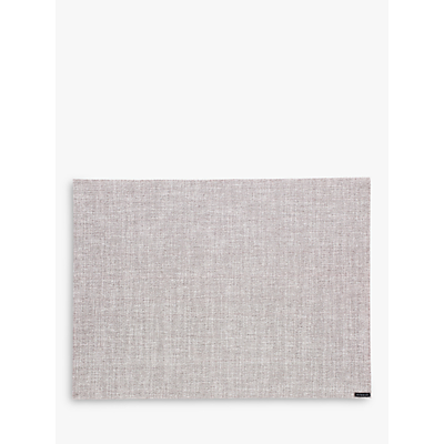 Chilewich Boucle Rectangular Placemat, Mist