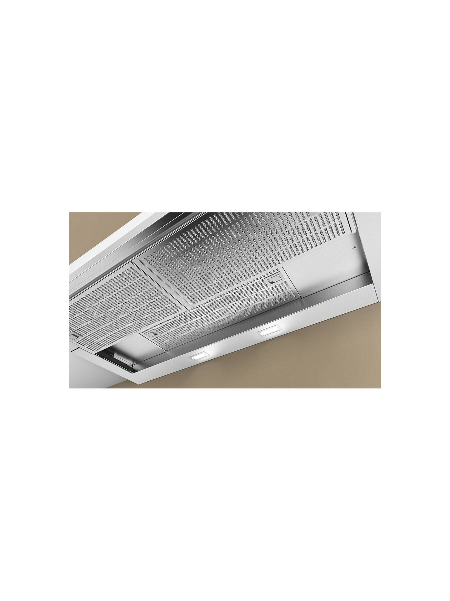 BuyNeff D49ML54N0B Telescopic Cooker Hood, Stainless Steel Online at johnlewis.com