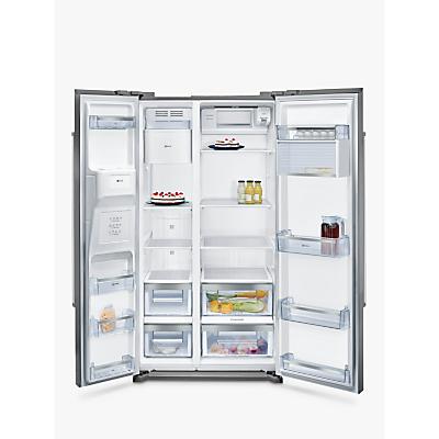 neff ka3902i20g american style fridge freezer a energy ratin
