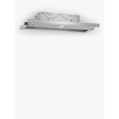 Buy Neff D49ED22N0B Integrated Cooker Hood, Stainless Steel Online at johnlewis.com