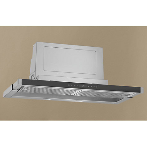 Buy Neff D49PU54X0B Ceiling Cooker Hood, Stainless Steel Online at johnlewis.com