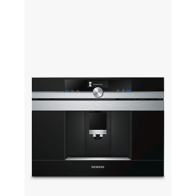 Siemens CT636LES6 Built-In Coffee Machine