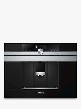 Siemens Ct636les6 Built In Coffee Machine