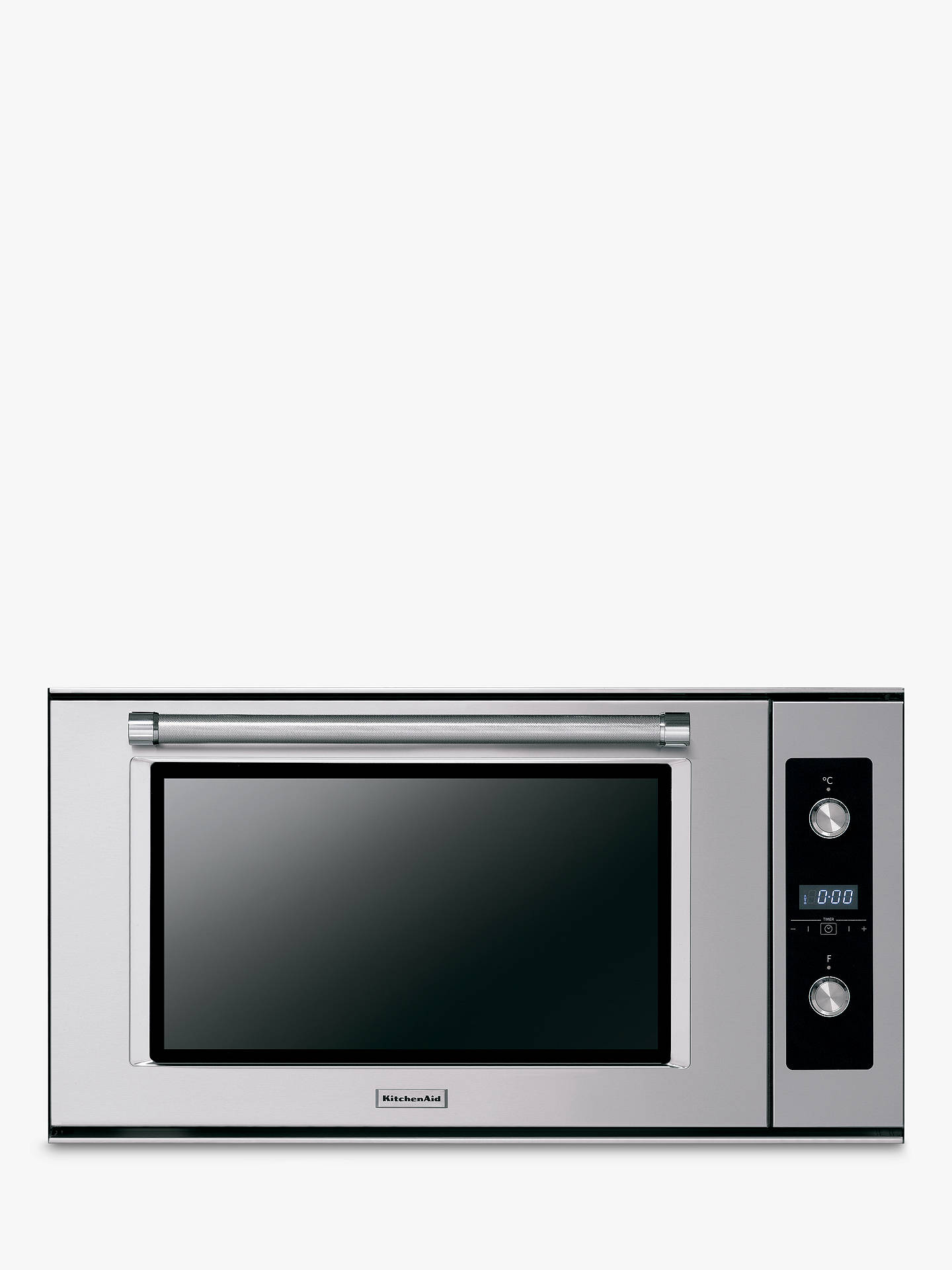Buy KitchenAid KOFCS Built In Single Oven, Stainless Steel Online At  Johnlewis.com ...