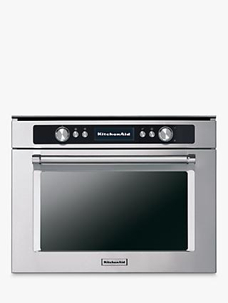 KitchenAid KOCCX45600  Built-In Multifunction Single Oven, Stainless Steel