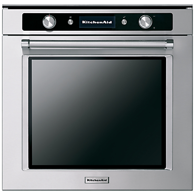 Image of KitchenAid KOASP Twelix Artisan Built-In Single Oven, Stainless Steel