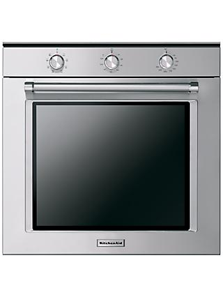 KitchenAid KOGSS Built-In Single Oven, Stainless Steel