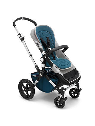 Buy Bugaboo Cameleon 3 Elements Complete Pushchair, Grey Online at johnlewis.com