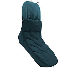 Buy Bugaboo Cameleon3 Elements Footmuff, Deep Sea Blue Online at johnlewis.com