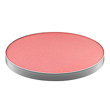Buy MAC Pro Longwear Blush Pro Palette Refill Pan Online at johnlewis.com