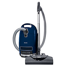 Buy Miele Complete C3 Electro Plus Cylinder Vacuum Cleaner, Blue Online at johnlewis.com